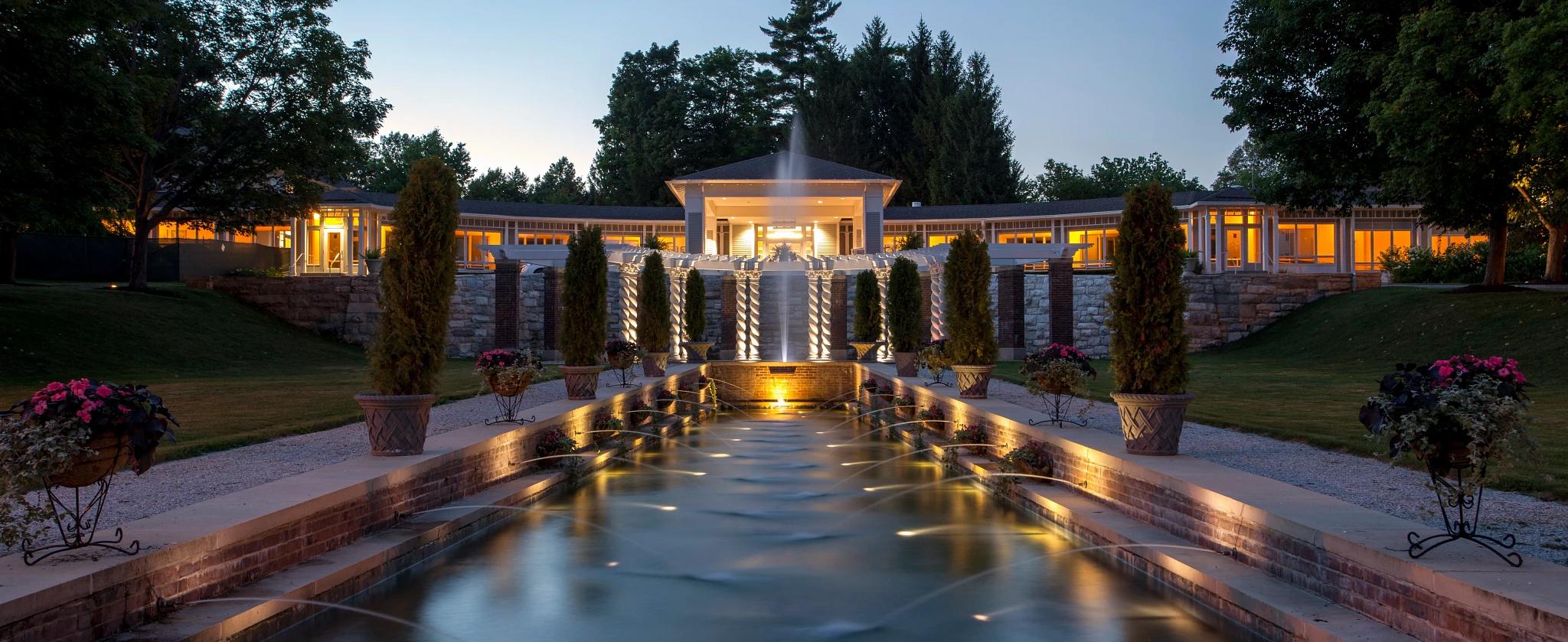 Canyon Ranch Wellness Resort Lenox, Massachusetts